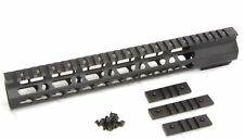 "308 12.5"" Super Slim Free Float Keymod Handguard for low profile"