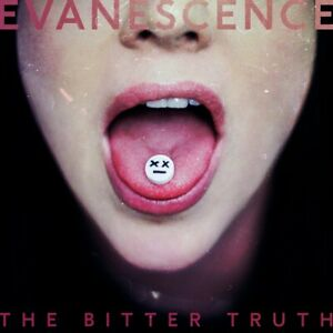 Evanescence - The Bitter Truth, 1 Audio-CD