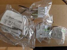 12V 1A DC UK 3 Pin Plug Power Supply Switching Adapter Transformer Universal