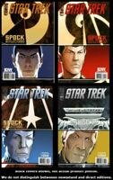 Star Trek: Spock: Reflections 1 2 3 4 Complete Set Run Lot 1-4 VF/NM