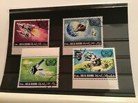 Ras Al Khaima  Rockets and Space Travel   Stamps R21985