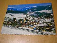 alte AK Wintersportplatz Spital am Semmering Verl. Kellner gel.