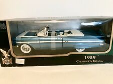 Deluxe Collection 1959 Chevrolet Impala 1:18 Scale