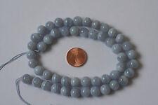 Chalcedon-Strang(Kugel, 8,0 mm) I-0688/I