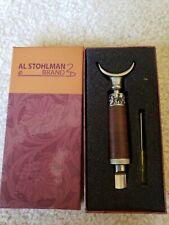 Al Stohlman Brand Leather ASB Swivel Knife w/blade leatherworking tool
