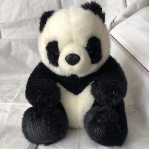 """Aurora A&A Plush Panda Bear Stuffed Animal 8"""""""