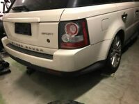 2010 2011 2012 Range Rover Sport Wrecking TDV6 3.0 Engine (Right Taillight)