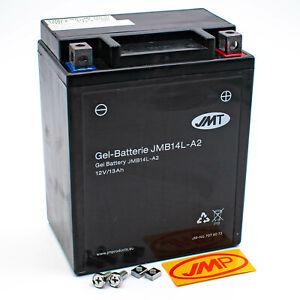 JMP Batterie YB14L-A2 JMT JMB14L-A2 GEL