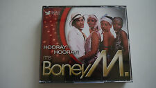 Boney M. - Hooray ! Hooray ! It´s Boney M. - 3 CD