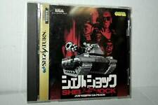 SHELLSHOCK GIOCO USATO BUONO STATO SEGA SATURN EDIZIONE JAPAN NTSC/J CC4 42921