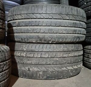 X2 Matching Pair Of 255/35/19 Pirelli Pzero 96Y Tyres (Not Runflat)