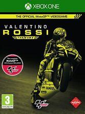 MotoGP16: Valentino Rossi (XBOX ONE) BRAND NEW SEALED MOTO GP 16 RACING INSTOCK