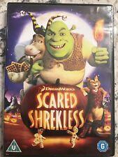 Dreamworks scared shrekless DVD