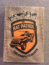 Rat Patrol - The Complete Series (DVD, 2008, 7-Disc Set)