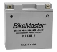 BikeMaster Maintenance Free Battery BT14B-4 for Suzuki