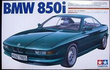 ULTRA RARE 1/24 Tamiya BMW 91'850i 850csi 850ci Model Kit E31 Bausatz #24103