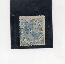 España Valor Fiscal Postal del año 1886 (CJ-518)