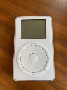 Original Apple iPod Classic Scroll-Wheel 1st Generation 10GB (2002) M8541