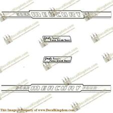 Mercury 1963 50HP Outboard Engine Decals