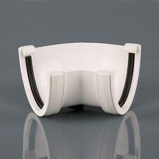 Brett Martin BR79 135° Gutter Angle Deepstyle 115mm x 75mm White  #18D173