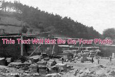 DR 366 - The Red Quarry, Hollington, Derbyshire c1910 - 6x4 Photo