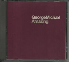 GEORGE MICHAEL Amazing RARE PROMO RADIO DJ CD single 2004 USA MINT ESK 58337