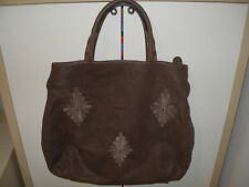 ITALIAN LEATHER HANDBAG EARTH COLOR BY COCCINELLE NEW WITH TAGS