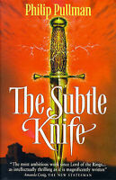 The Subtle Knife (His Dark Materials) by Philip Pullman, Good Used Book (Paperba