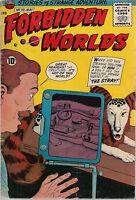 FORBIDDEN WORLDS #78 (1959) ACG Comics Al Williamson story