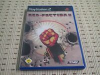 Red Faction II 2 für Playstation 2 PS2 PS 2 *OVP*