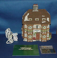 Dept 56 Dickens Village Sir John Falstaff Inn 4th Edition 1995 #57533 W/Box