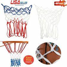 Us Replacement Basketball Net Nylon All Weather Hoop Goal Standard Rim Outdoor