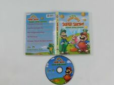 The Super Mario Bros Super Show! Mario Spellbound DVD