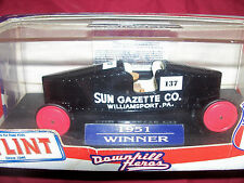 '99 Nylint Downhill Heros 1951 Winner Soap Box Derby Toy Racecar Car Sun Gazette