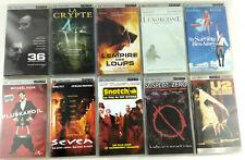 Sony PSP VF  Lot de 10 films UMD  Envoi rapide et suivi