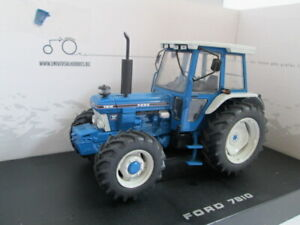 Ford 7810 1/32 scale by Universal Hobbies ex display