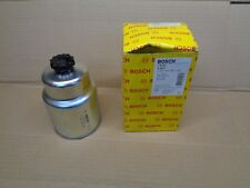 NEW GENUINE BOSCH 1457434451 FUEL FILTER NISSAN ALMERA PRIMERA TERRANO
