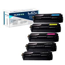 5PK CLT-504S CLT-K504S C504S M504S Y504S cartouche de toner pour Samsung CLP-475