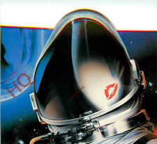 Picture Postcard~ Astronaut Helmet, With A Kiss, Space [Beechwood Publications]