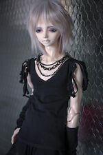 Cool Stripe V neck Shirt for BJD 1/6,1/4 MSD,1/3,SD17,Uncle Doll Clothes CMB62