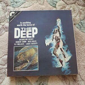 Super 8 / 8mm Film - The Deep with Jacqueline Bisset