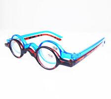 Agstum Designer Small round Oval Vintage Reading Glasses Eyeglasses CE