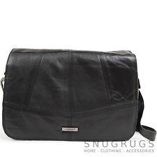 Ladies / Womens Stylish Soft Nappa Leather Handbag / Shoulder Bag