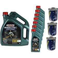 12L HUILE MOTEUR CASTROL MAGNATEC Stop-Start 5W-30 C2 3xmotor Doctor