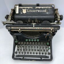 Underwood vintage working typewriter