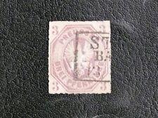 TIMBRES D'ALLEMAGNE : 1861/65 PRUSSE / PREUSSEN - 3 P. LILAS CLAIR Oblitéré - BE