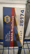 Wix 46174 Air Filter napa 6174 Carquesr BA4378