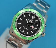 "ORIENT EM75004B Sporty Automatic ""Mako XL"" 200M Diving Watch FEM75003B"