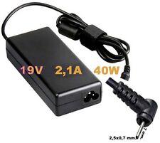 Alimentatore carica-batteria x Netbook ASUS Eee PC 1104HA 1106HA 1201HA + Cavo