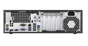 HP EliteDesk 800 G2 SFF PC Intel Core i5 6th Gen 8GB / 256GB SSD Win 10 Pro